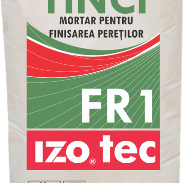 Facing Plaster Dry Mortar – FR1
