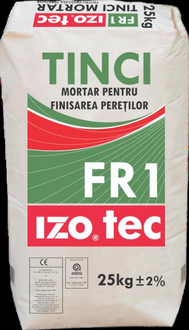 Facing Plaster Dry Mortar – FR1