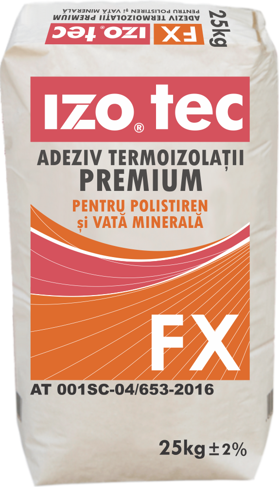 "Bonding Mortar For Thermal Insulation ""Premium – Fx"""