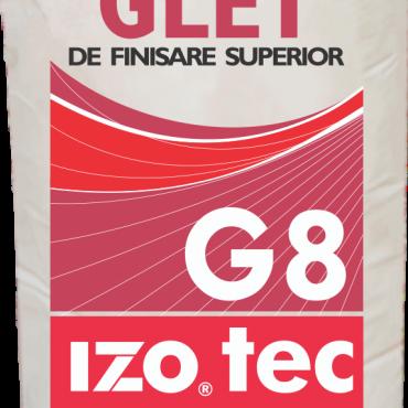 Glet de finisare superior – G8
