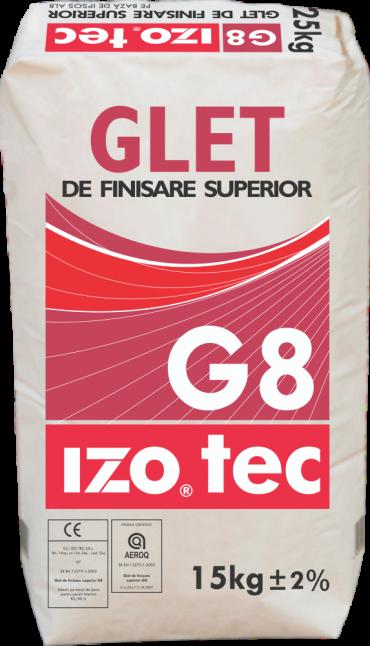 Superior gypsum plaster – G8